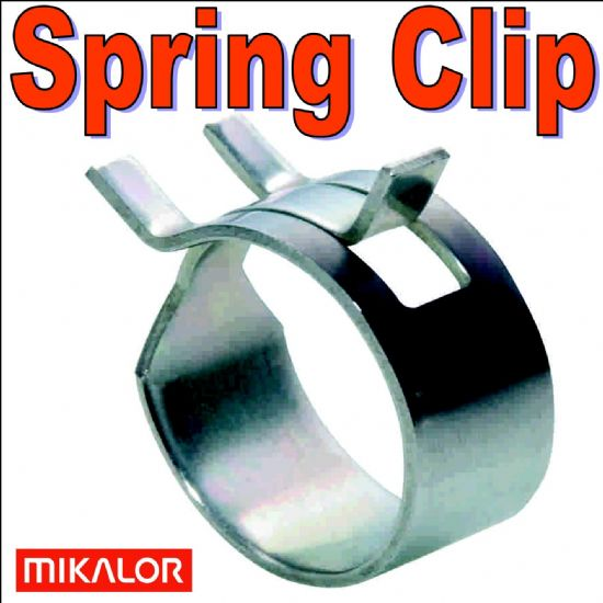 Mikalor W1 Spring Hose Clips Constant Tension Clamps